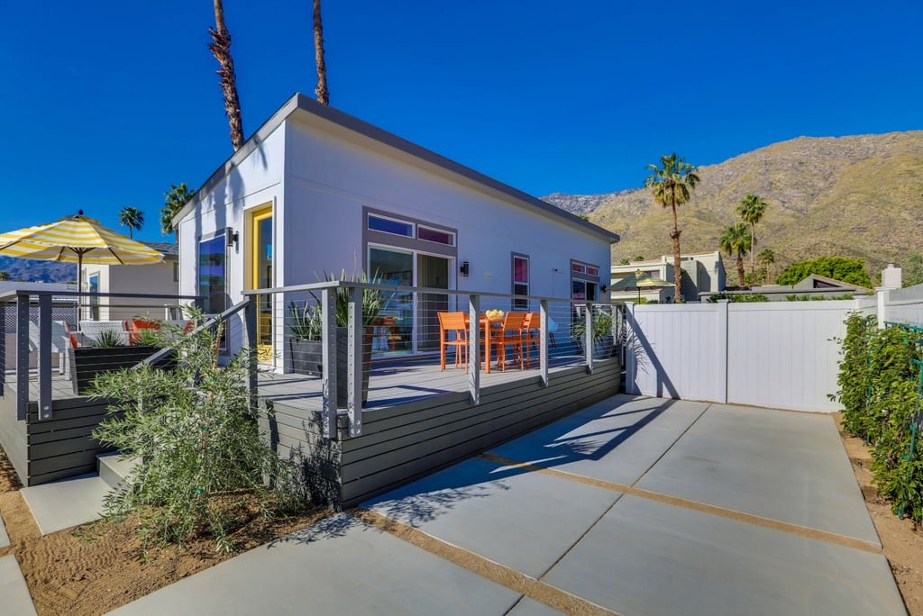 How much do the palm springs tiny homes cost popsugar for How much do southwest homes cost