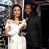 Pictured: Cardi B and Offset