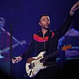Maroon 5 Super Bowl Halftime Show Photos 2019