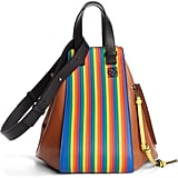 Loewe Medium Rainbow Hammock Calfskin Leather Shoulder Bag