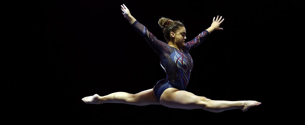 Laurie Hernandez Will Not Compete in the Tokyo Olympics