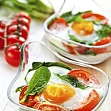 Italian Baked Egg and Vegetables