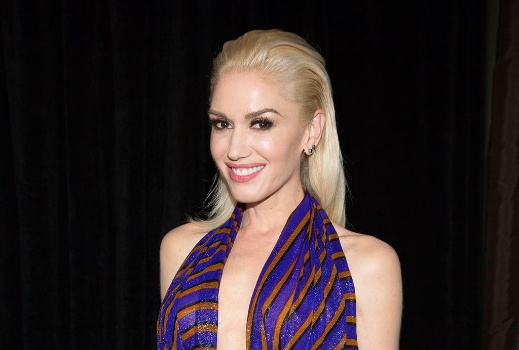 Gwen Stefani Beauty Style 2015