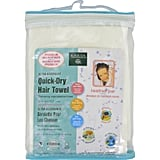 Earth Therapeutics Quick-Dry Hair Towel