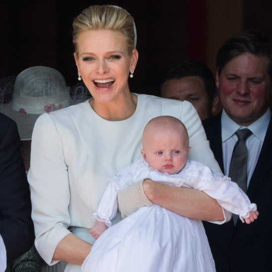 Monaco's Royal Twins Have a Picture-Perfect Baptism!