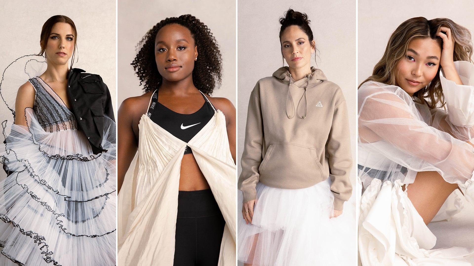 Alex Morgan, Simone Manuel, Sue Bird, and Chloe Kim launch women's media brand TOGETHXR