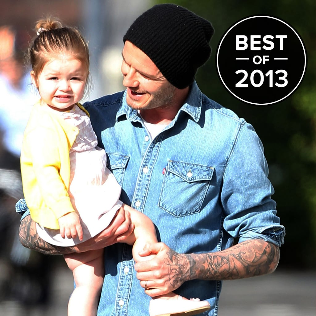 Proof That David and Harper Were the Year's Cutest Duo