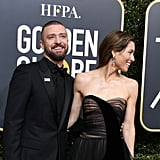 Pictured: Justin Timberlake and Jessica Biel