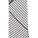 Boho Stripe Texture Throw