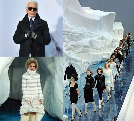Karl Lagerfeld Discusses the Future of the Fashion System