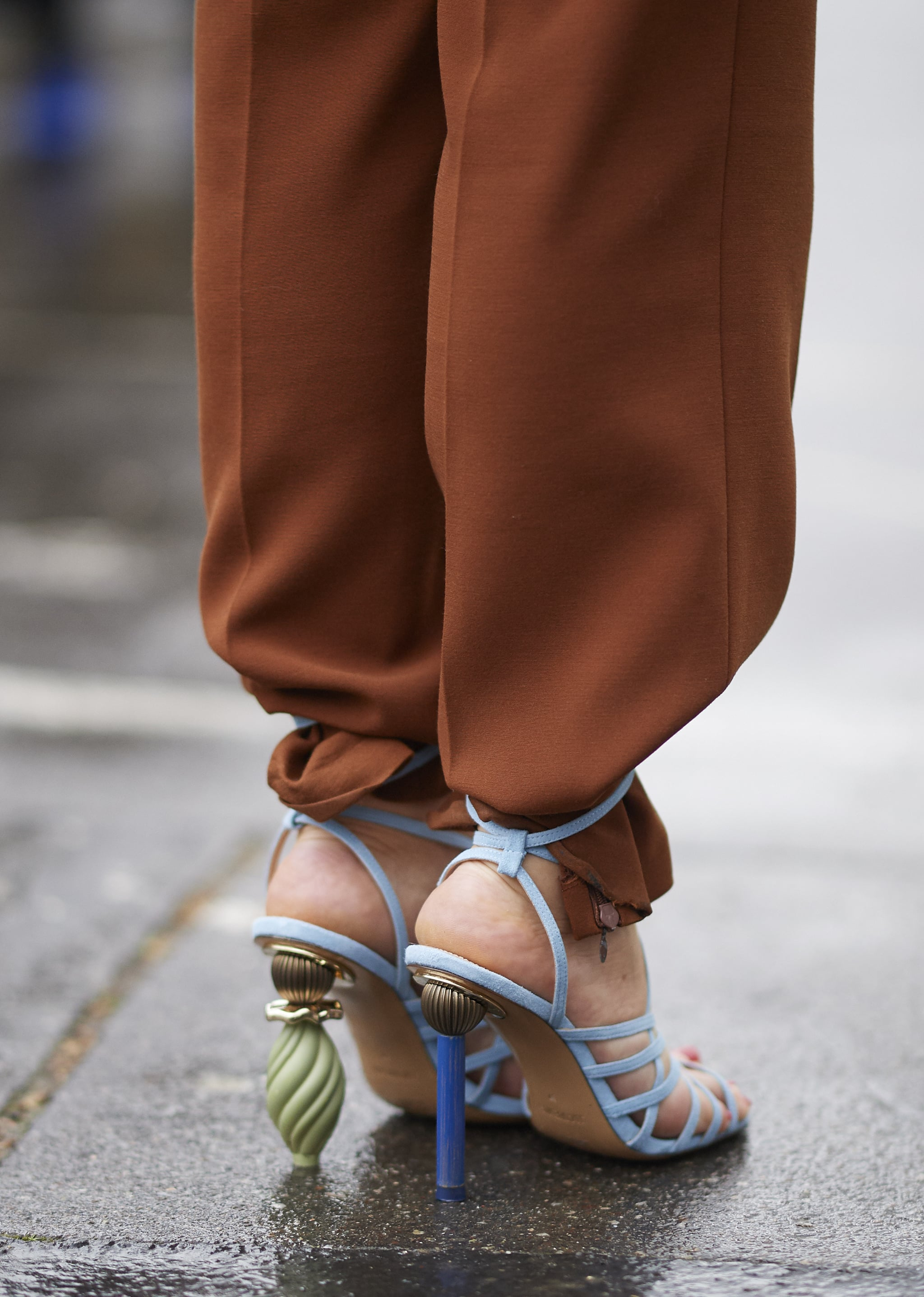 Sandals Trends For Spring and Summer