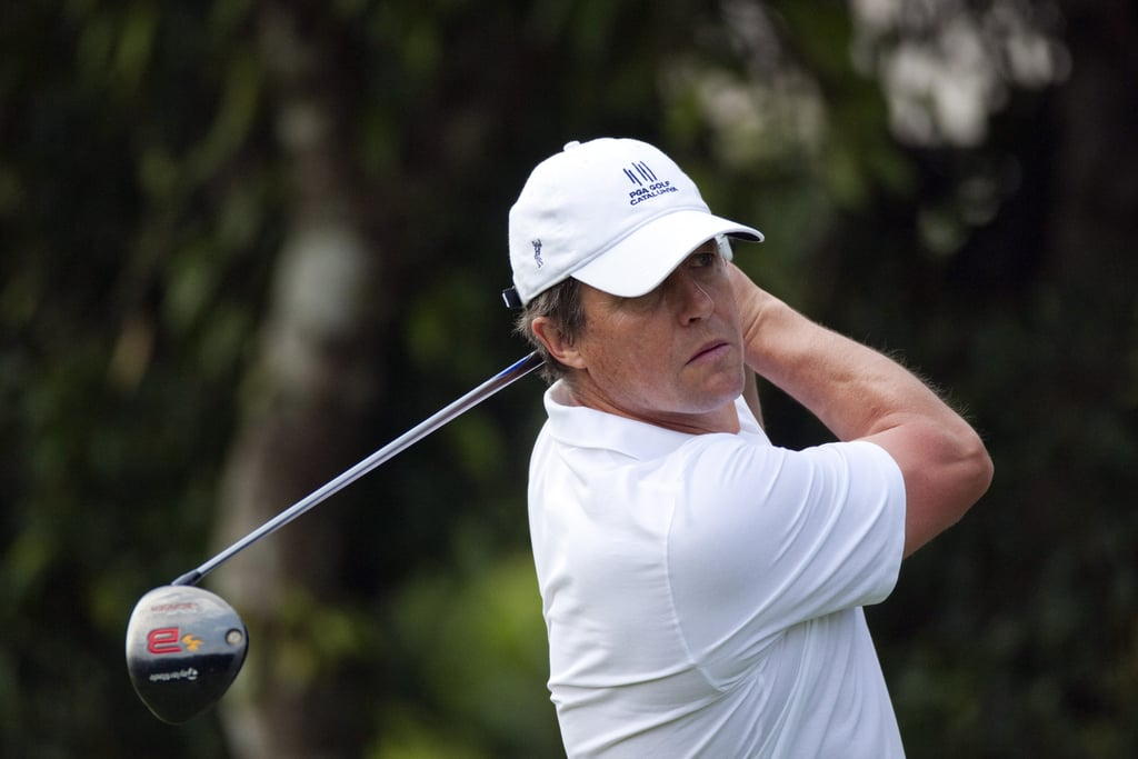 Mission Hills World Celebrity Pro-Am tees off in South ...