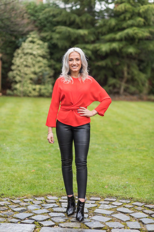 Slimming World's Miss Slinky 2018 - Sophie Jude