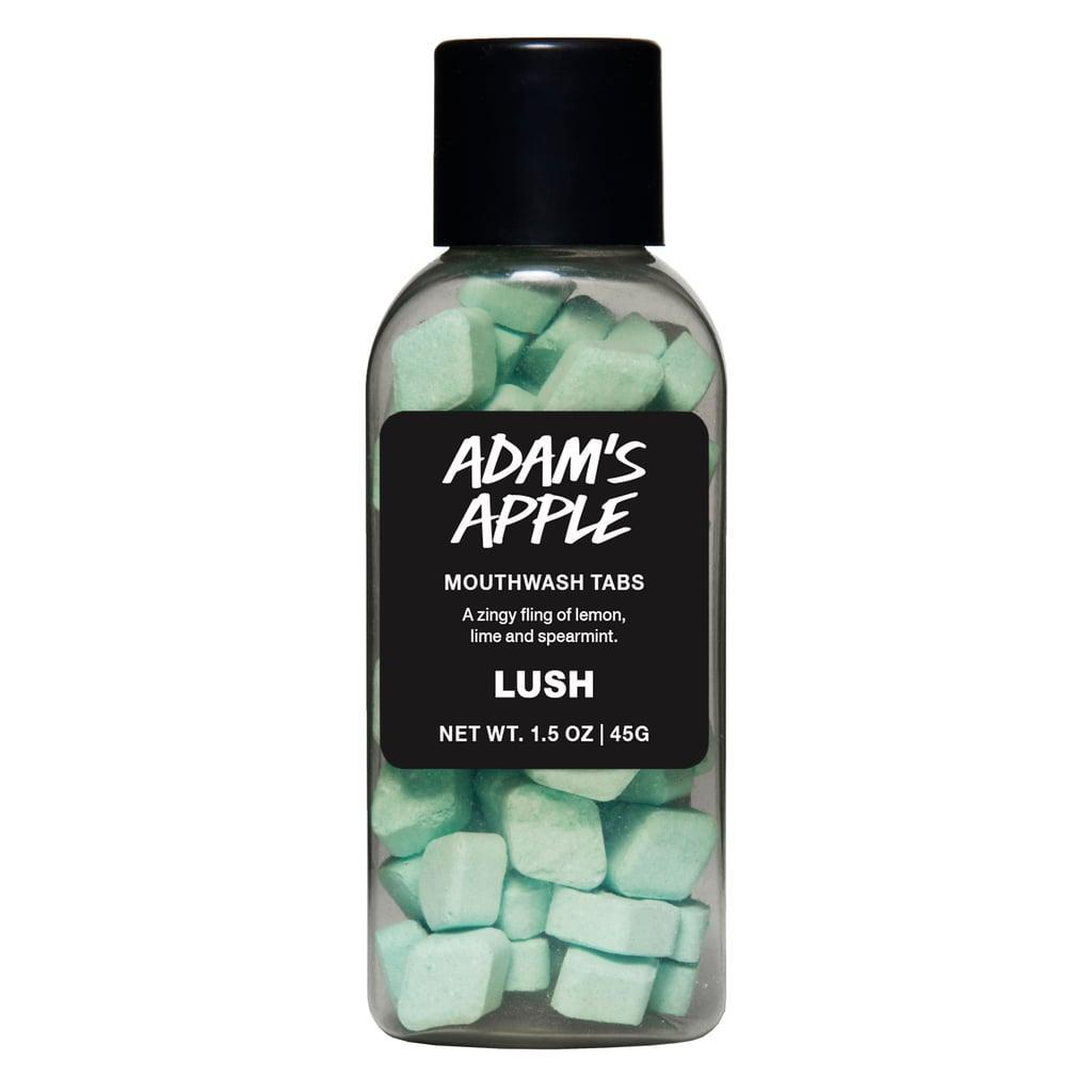 Lush Adam's Apple Mouthwash Tab