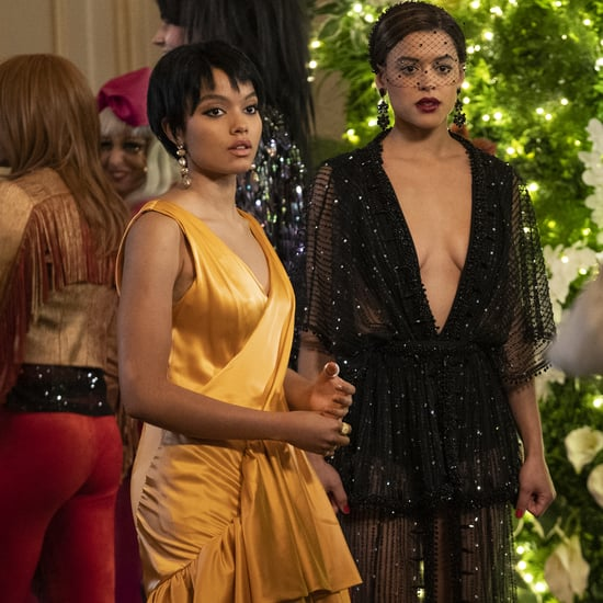Gossip Girl Re-Created Beyoncé and Solange Met Gala Dresses