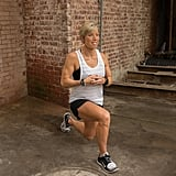 1b. Squat Into Lunge