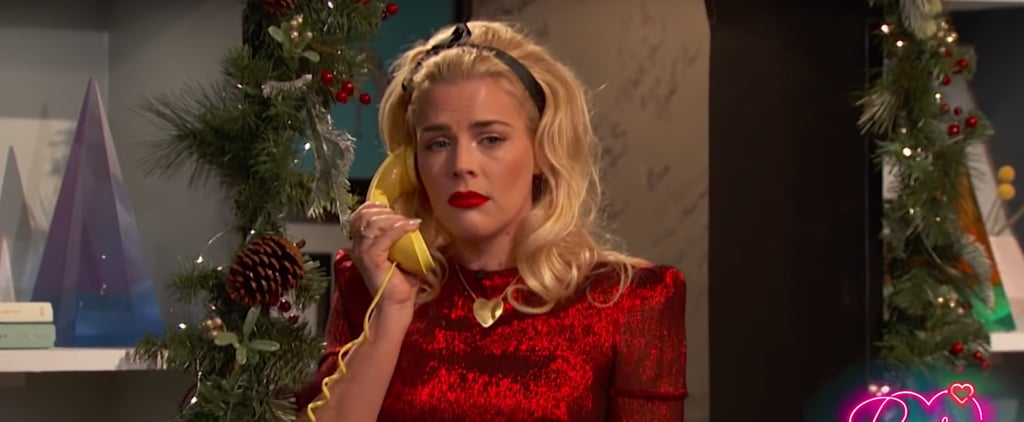 Oprah Calls Busy Philipps on Busy Tonight Video 2018