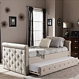 Swamson Twin Daybed With Roll-Out Trundle Guest Bed