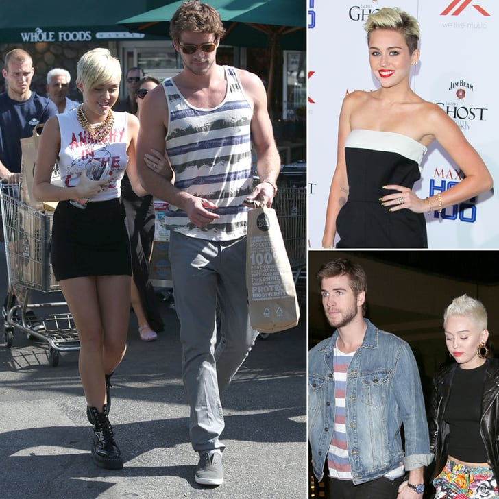 On or Off? A Guide to Miley Cyrus and Liam Hemsworth's Roller-Coaster Romance