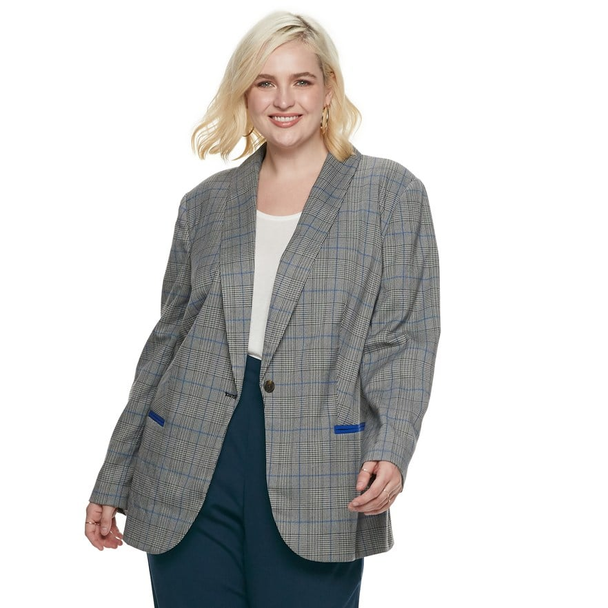 POPSUGAR at Kohl's Essential Blazer