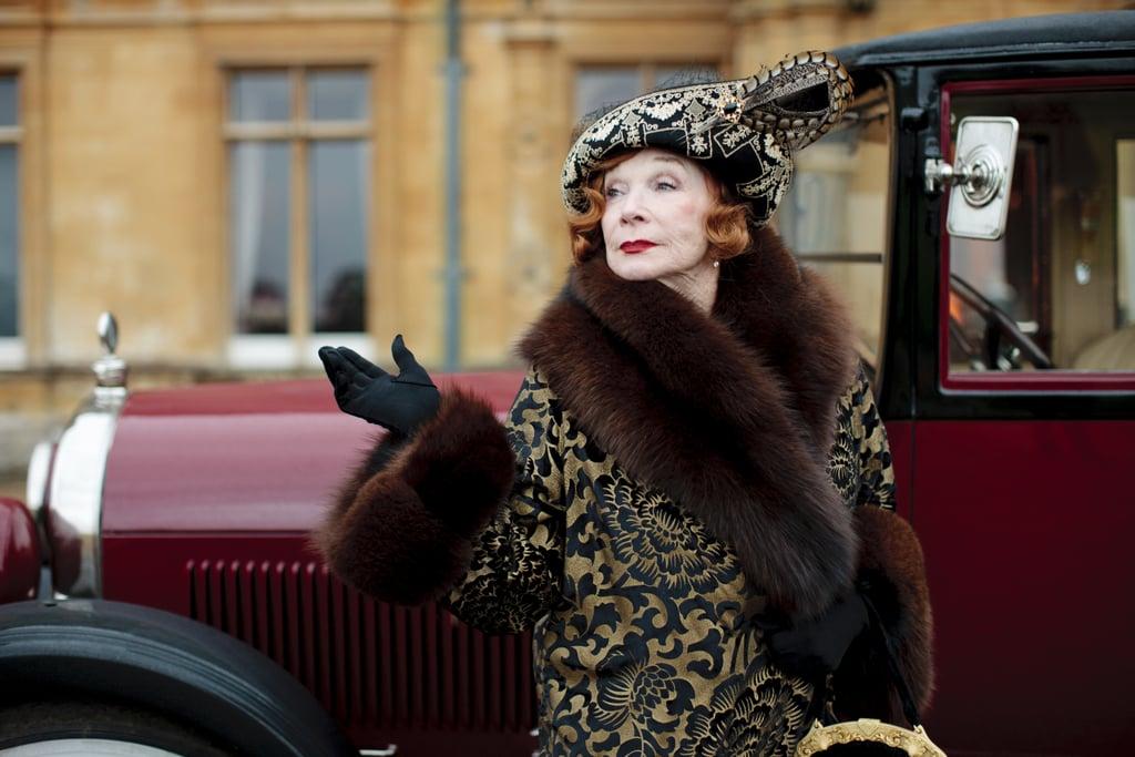 Martha Levinson Downton Abbey Season Three Quotes