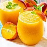 Peach Wine Slushy