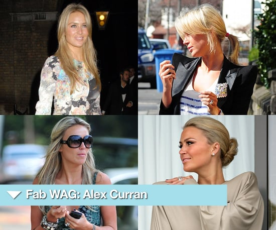 Photos of WAG Alex Curran, Trinny and Susannah's Reality TV Show