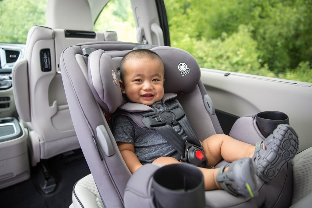 Is Your Toddler Too Old For A Rear Facing Car Seat Popsugar Family
