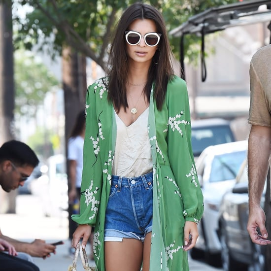 Emily Ratajkowski Realisation Par Dress