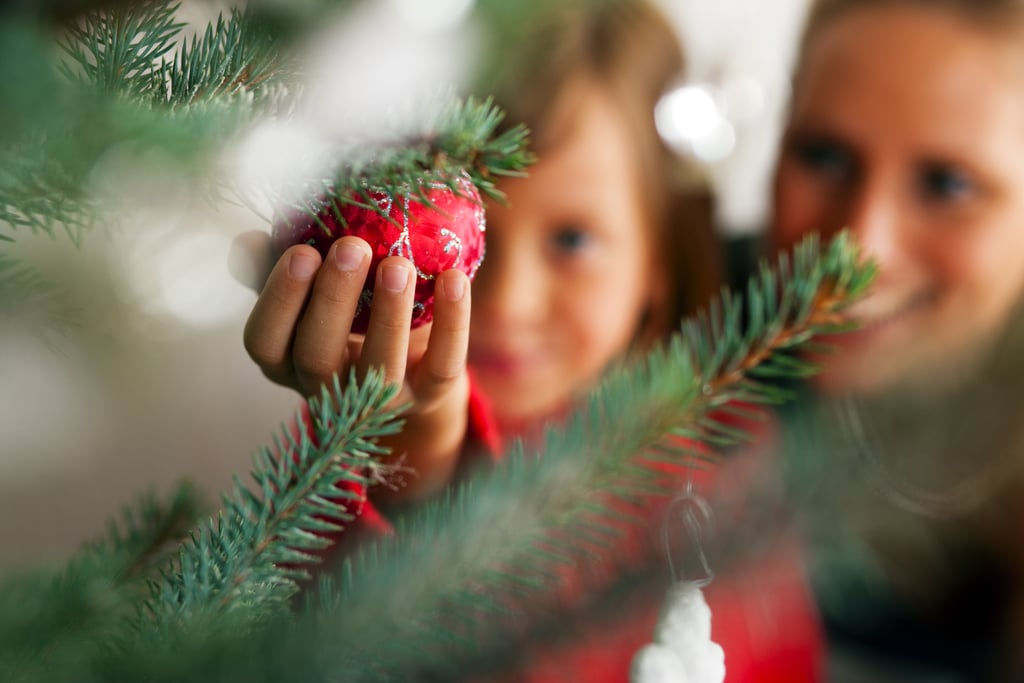 Give each child an annual ornament