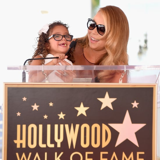 Mariah Carey Receives Star on Hollywood Walk of Fame
