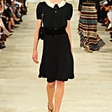 Pictures and Review of Ralph Lauren Spring Summer New York Fashion Week Runway Show