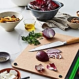 Cup Board Pro Sustainable Cutting Board with Cup Tray