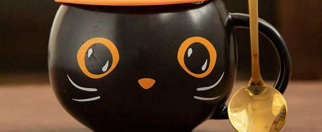 Where to Buy the Starbucks Black-Cat Halloween Mug