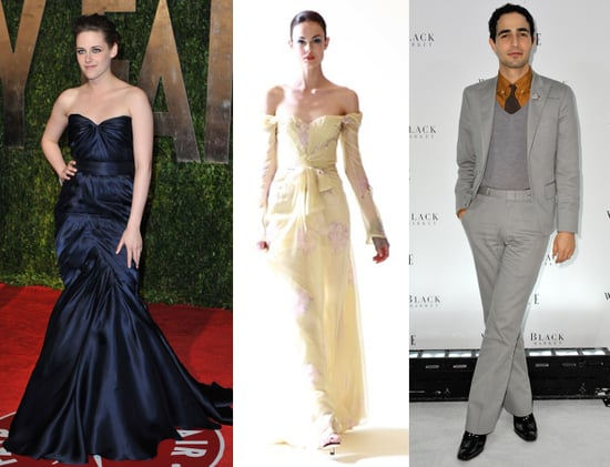 Zac Posen Poised To Be Twilight Breaking Dawn Designer for Kristen Stewart's Wedding Dress