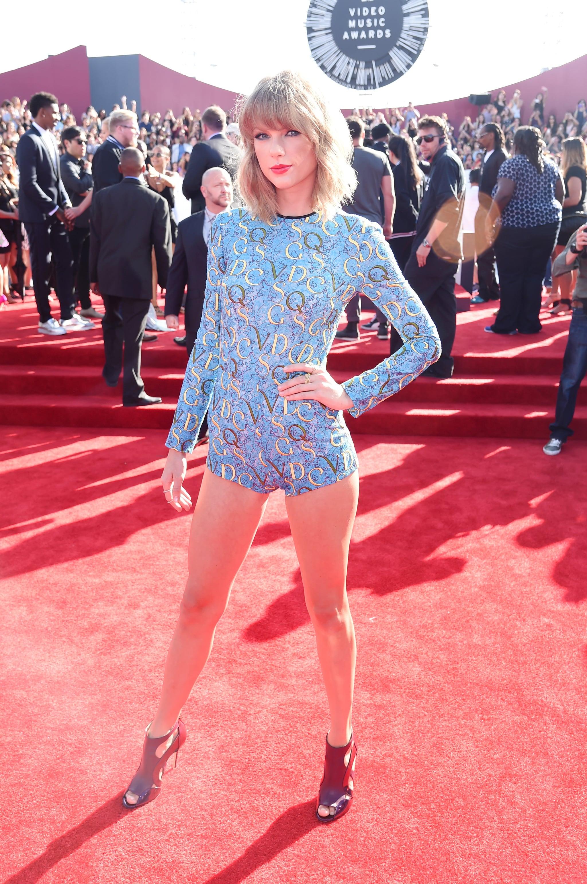 Celebrity & Entertainment | We've Never Seen Taylor Swift Quite Like This | POPSUGAR Celebrity ...