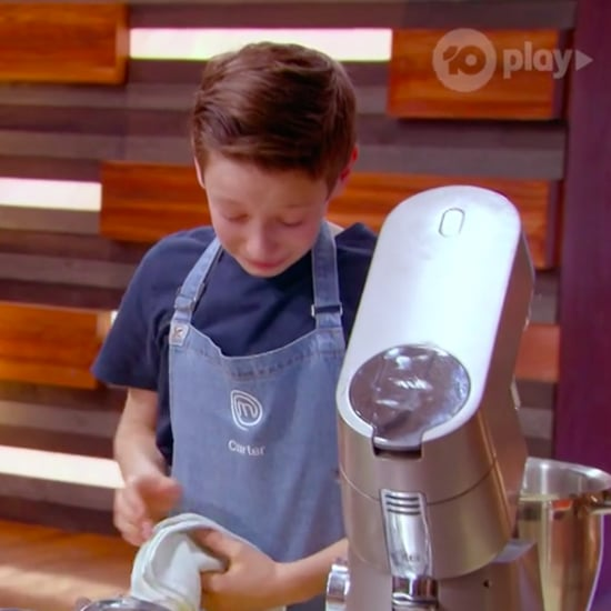 Reactions to Carter Crying on Junior MasterChef