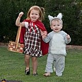 Little Red Riding Hood and the (Not So Big) Bad Wolf