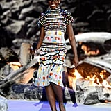 Lupita Nyong'o made her first MTV Movie Awards appearance flawlessly.