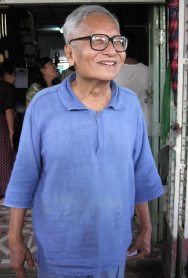 Myanmar Democracy Activist Released
