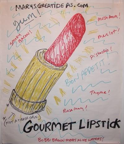 Gourmet Lipstick poll