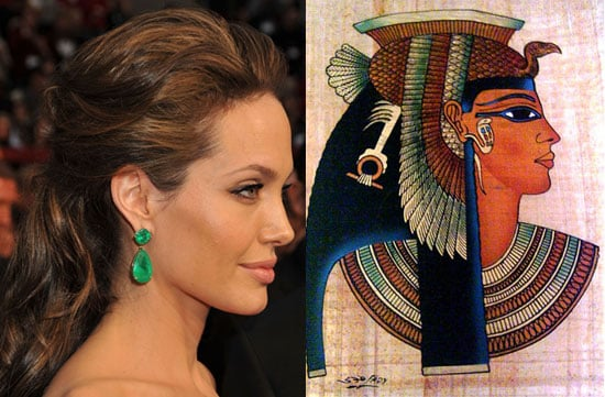 Angelina Jolie to Play Cleopatra; What They Have in Common