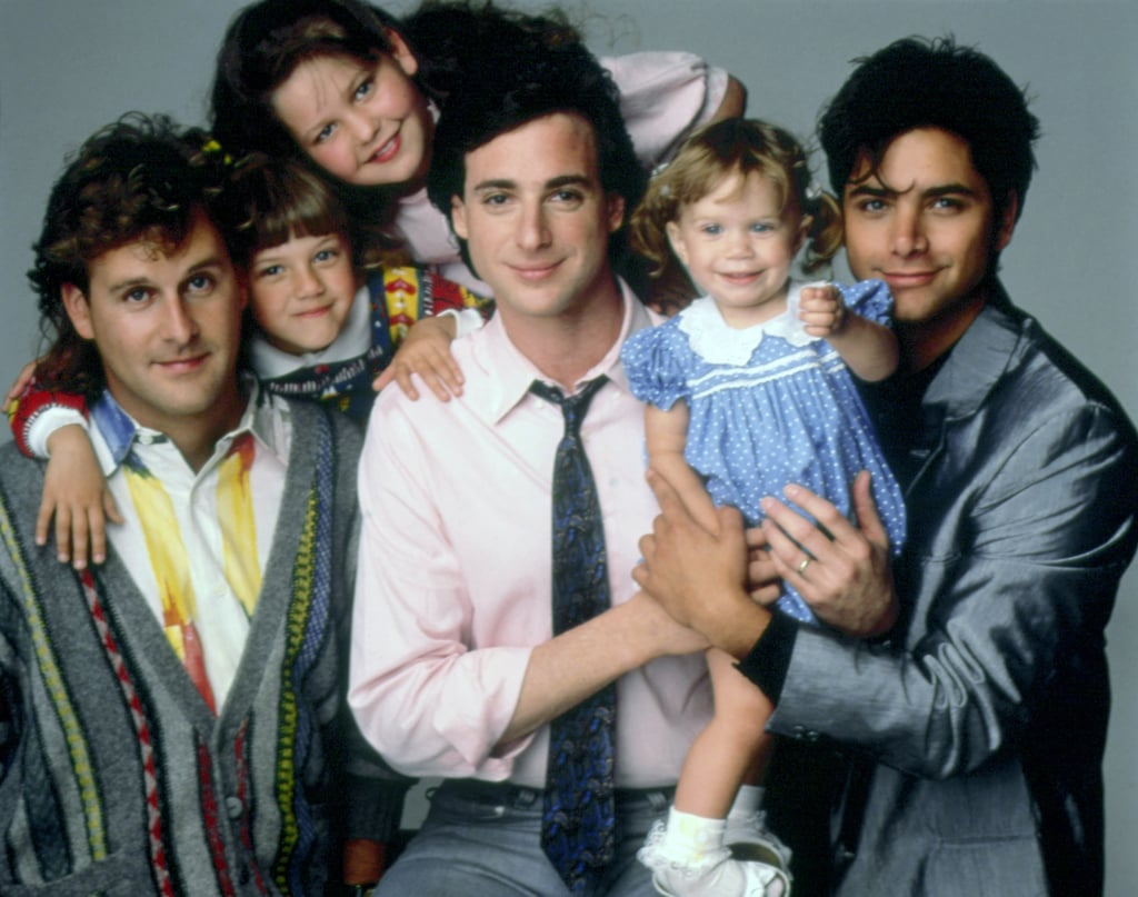 Full House Reboot Details Popsugar Entertainment