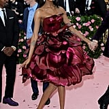Jourdan Dunn at the 2019 Met Gala