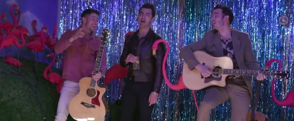 Jonas Brothers Go Day Drinking With Seth Meyers Video