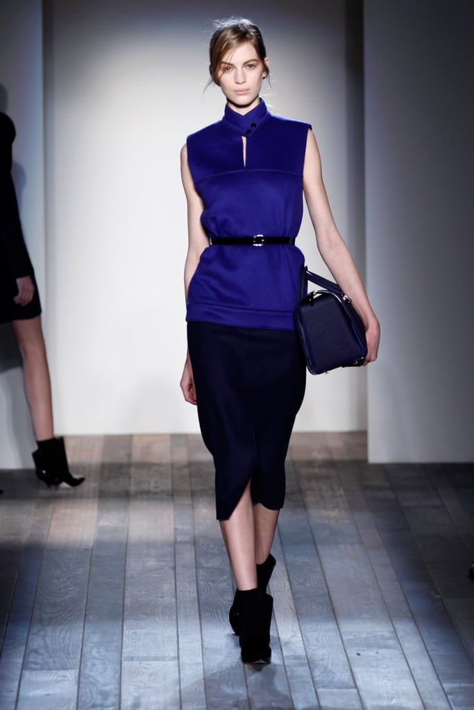 2013 Fall New York Fashion Week: Victoria Beckham