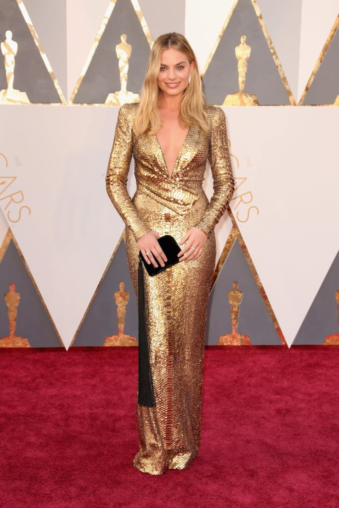 Margot Robbie Looks So Good at the Oscars, You'll Be Talking About It For Weeks