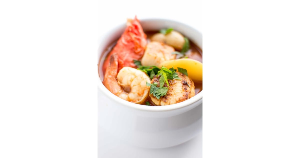 Crockpot seafood stew for Slow cooker fish stew