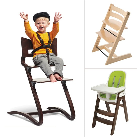 Mangia, Mangia! 9 Great High Chairs For Your Little Eater