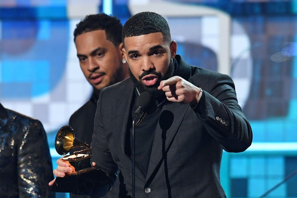Drake Acceptance Speech at the 2019 Grammys Video